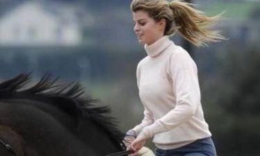 Αθηνά Ωνάση – Ντε Μιράντα: Το κορίτσι και τα άλογα!