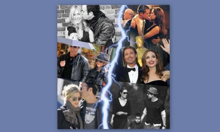 Angelina Jolie - Brad Pitt vs Jennifer Aniston - Justin Theroux: ποιο ζευγάρι θα παντρευτεί πρώτο;