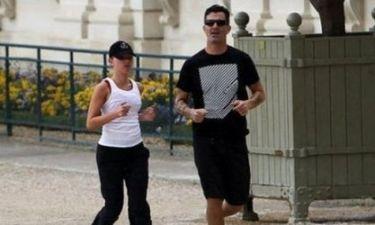 Ποια star κάνει jogging, ακόμη και στις διακοπές της στο Παρίσι;