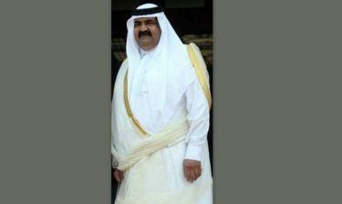 Ο σεΐχης του Κατάρ στη Φοινικούντα