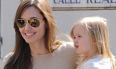 Η Angelina Jolie συμπρωταγωνίστρια με την κόρη της!