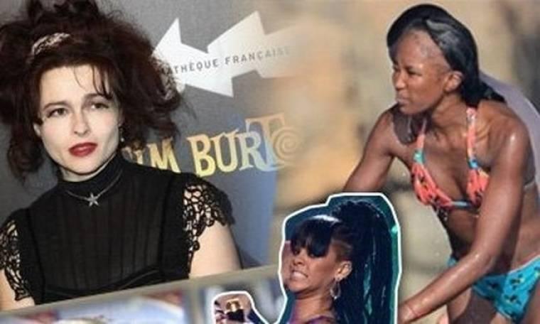 Hollywood report: τα χειρότερα μαλλιά της showbiz