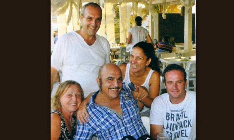 Γιάννης Ζουγανέλης: Διακοπές με τη σύζυγό του