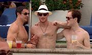Πρίγκιπας Harry : Η κούρσα με τον Ryan Lochte λίγο πριν την καυτή βραδιά στο Λας Βέγκας!