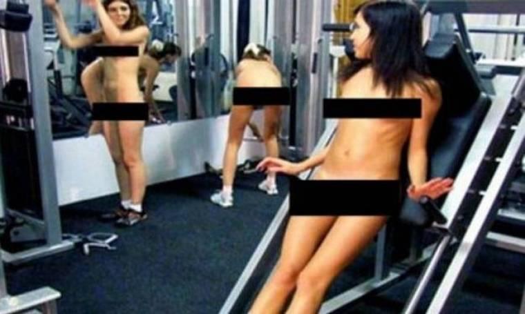 ΔΕΙΤΕ: Γυμναστήριο για γυμνιστές...