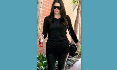Το μικροατύχημα της Khloe Kardashian