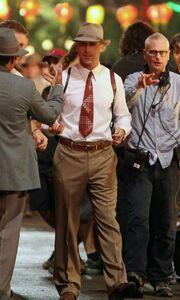 Ryan Gosling: Επέστρεψε στα πλατό του Gangster Squad