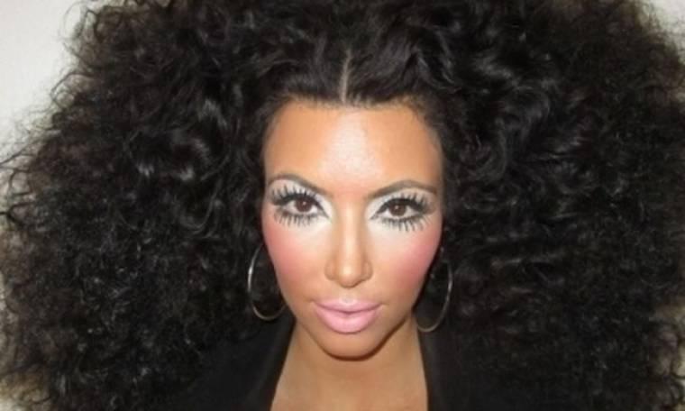 Kim Kardashian: Έγινε και… Diana Ross