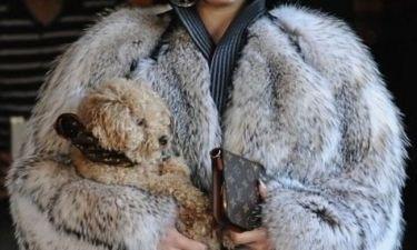 Ο σκύλος της Lady Gaga είναι φυσιολογικός