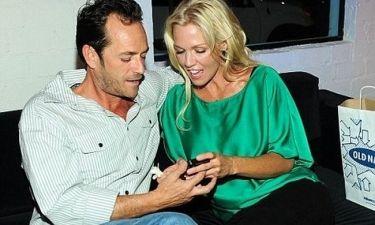 Jennie Garth – Luke Perry: Ξαναέγιναν κολλητοί φίλοι λόγω… χωρισμού