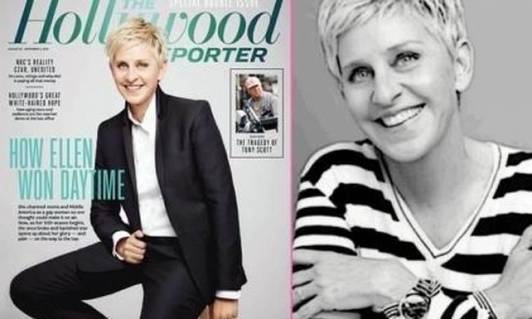 Ellen DeGeneres: Πουλάει κιόλας το σπίτι του Brad Pitt