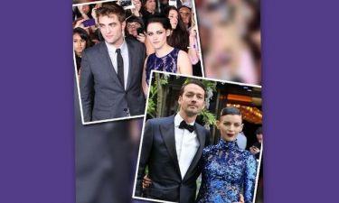 Stewart-Sanders-Pattinson-Ross αναδρομή και νέα: Οι φωτογραφίες το έδειχναν από την αρχή!