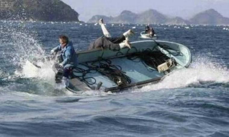 Καπετάνιος για Οσκαρ: Εβγαλε το σκάφος στην άμμο (video)