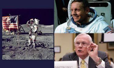 Νεκρός στα 82 του χρόνια ο Neil Armstrong!
