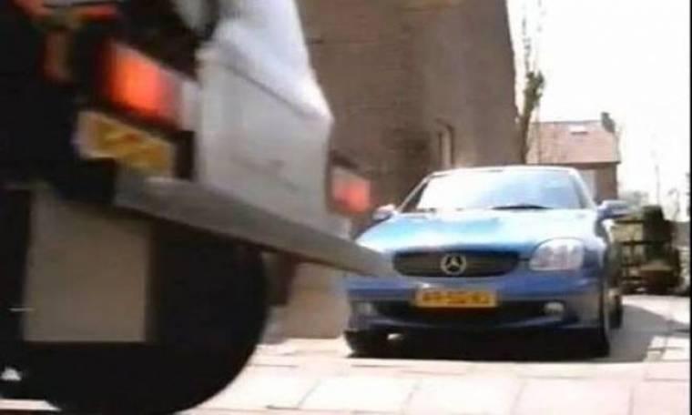 H εκδίκηση του απατημένου συζύγου (video)