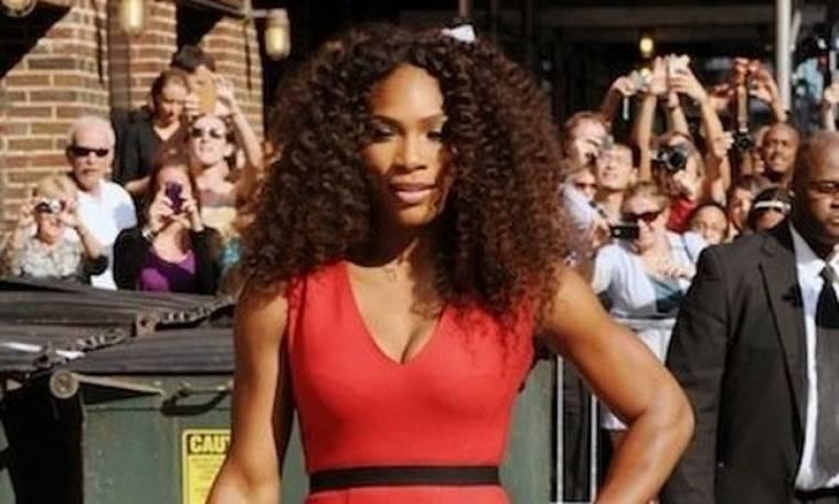Serena Williams: ντύνεται posh φορώντας Victoria Beckham