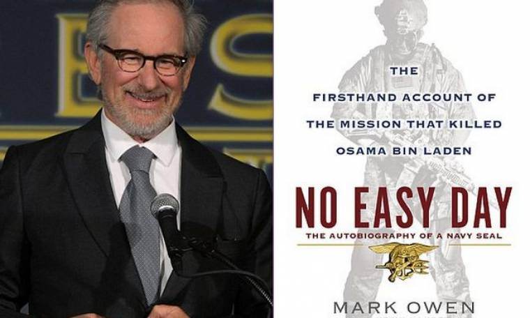 Ο Spielberg θα κάνει ταινία την επιχείρηση κατά του Osama Bin Laden