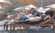 Δούκας Χατζηδούκας: Χαλαρώνει στο νησί της Αποκάλυψης