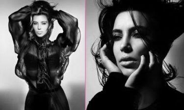 Kim Kardashian: Φωτογράφηση στο V