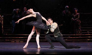 Νύχτα μπαλέτου στο Ηρώδειο στις 16 Σεπτεμβρίου