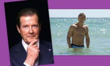 Roger Moore: Ο Daniel Craig είναι ο καλύτερος James Bond