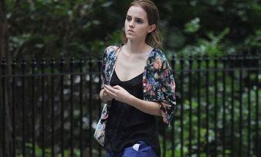 Νέες σκηνές από την ταινία της Emma Watson