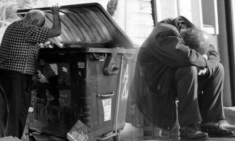 Εικόνες θλίψης από το Ηράκλειο της κρίσης