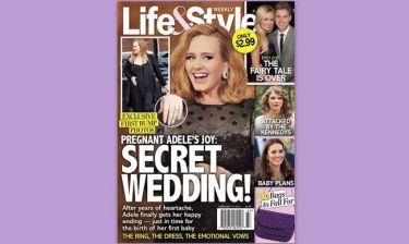 Adele: Παντρεύτηκε κρυφά;