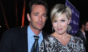 Jennie Garth και Luke Perry: Ετοιμάζουν νέα τηλεοπτική σειρά;