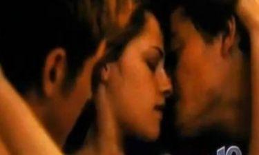 Kristen Stewart topless πρωταγωνιστεί σε ερωτικό τρίγωνο! (video)