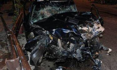 Τροχαίο στο Ηράκλειο με πέντε τραυματίες