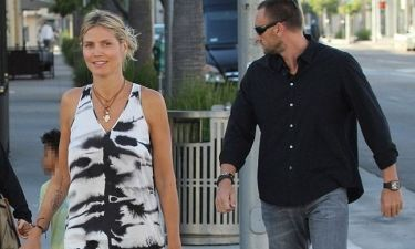 Heidi Klum: Νέα έξοδος με τον σωματοφύλακα, καμία απάντηση στον Seal