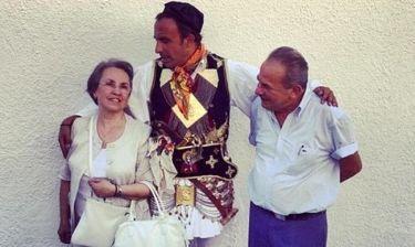Ο Νίκος Αλιάγας μας συστήνει τους γονείς του!
