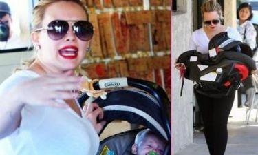 Hilary Duff: Εκνευρισμένη με τους παπαράτσι