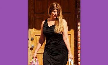 Kirstie Alley: Κρατάει όσο μπορεί το βάρος της