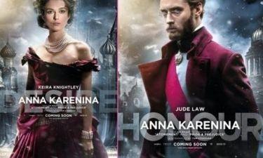 Anna Karenina: Keira Knightley και Jude Law σε νέες φωτογραφίες
