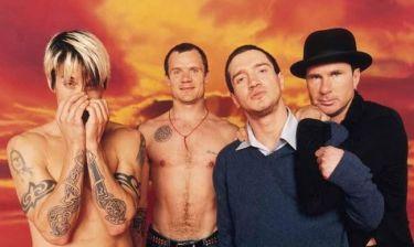 Οι Red Hot Chilli Peppers έφτασαν στην Αθήνα!