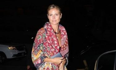 Η απάντηση της Heidi Klum στα όσα δηλώνει ο Seal