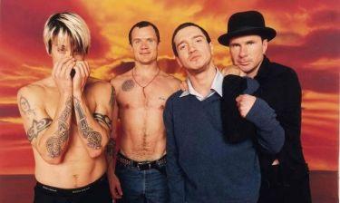 Τι δήλωσαν οι Red Hot Chili Peppers λίγα λεπτά πριν την μεγάλη συναυλία τους στην Ελλάδα;