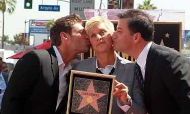 Η Ellen DeGeneres απέκτησε το δικό της αστέρι