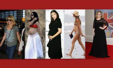 Baby boom: Οι λαμπερές stars που περιμένουν τον πελαργό!