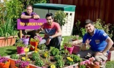 Βρεττός-Τσόκας-Παναγιωτόπουλος: «Η κηπουρική δίνει πολλά και ζητά λίγα»
