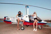 Δεν μπαίνετε σε πειρασμό να νοικιάσετε το ελικόπτερο;