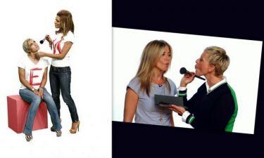 Τι σχέση έχει η Ελεονώρα Μελέτη με τη Jennifer Aniston;