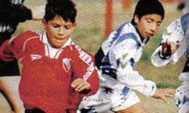 Αναγνωρίζετε τον μικρό ποδοσφαιριστή;