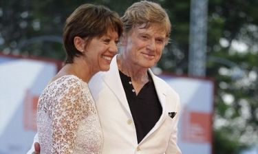 Robert Redford: Με τη νέα του ταινία στη Βενετία