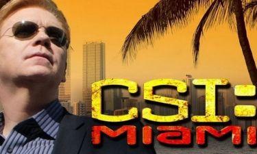 Τίτλοι τέλους για το «CSI Miami»