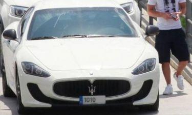 Μία Maserati αξίας 142.000 ευρώ για τον… (φωτό)
