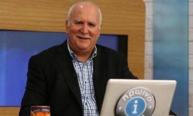 Γιώργος Παπαδάκης: Πότε ξεκινάει η εκπομπή του;