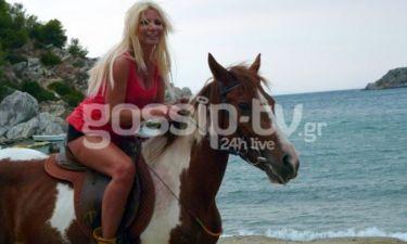 Το κορίτσι και το άλογο!
